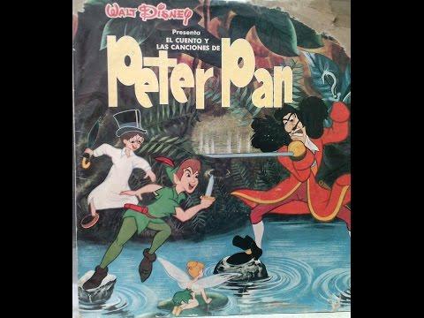 Peter Pan - Audiocuento