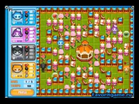 Игры бомберы Флеш игры онлайн
