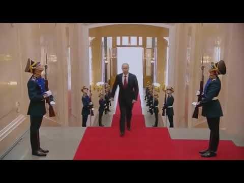 Vladimir Poutine, L'homme le plus puissant du monde !!!