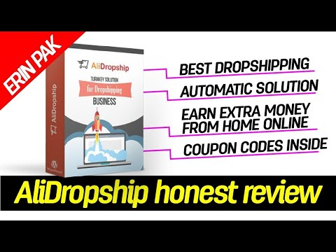 AliDropship honest review - Best Dropship Software, Coupon