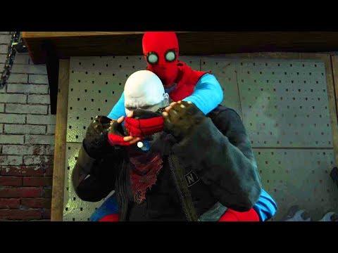 ON A DÉCOUVERT UN BOSS SECRET !   Spider-Man PS4 (Partie 41 - FIN 100%)