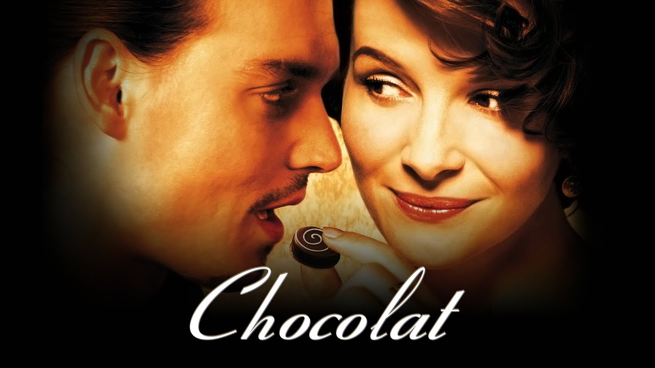 Image result for chocolat juliette binoche