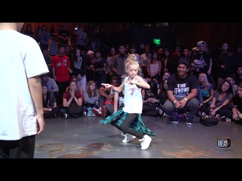 Chris B Fresh, Fritz, Serious Sam, & Phoenix Lil' Mini (All Style Prelims) Style Warz 2014