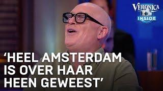 'Heel Amsterdam is over haar heen geweest' | VERONICA INSIDE