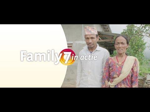 Family in Actie voor Nepal aflevering 2: Een bijzondere ontmoeting