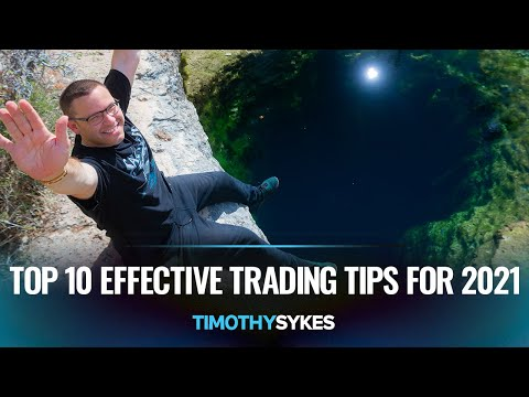 Top 10 Tips to Better Your Trading for 2021