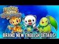 Pokémon Super Mystery Dungeon - Brand New ENGLISH Details!