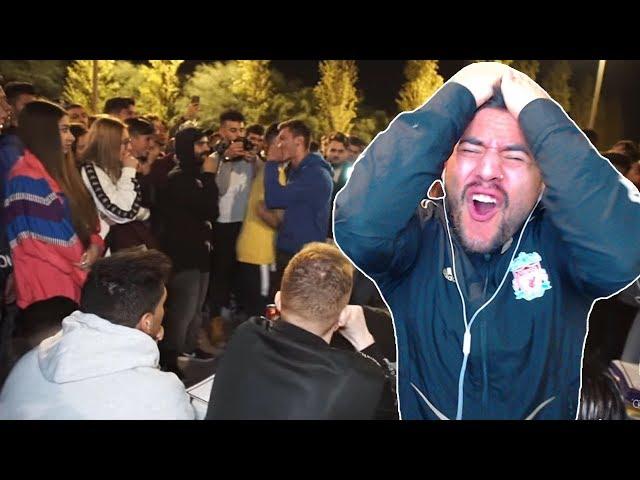 SWEET PAIN vs HARDEM | OCTAVOS | | KINGSIZE 2018 | LA REVANCHA