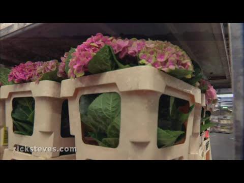 Aalsmeer, Netherlands: Flower Auction