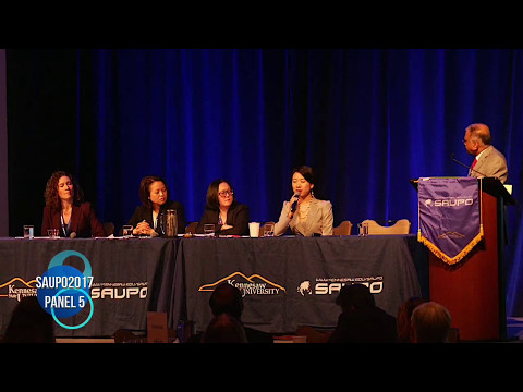 SAUPO2017 Panel 5: Chinese Inbound M & A in USA