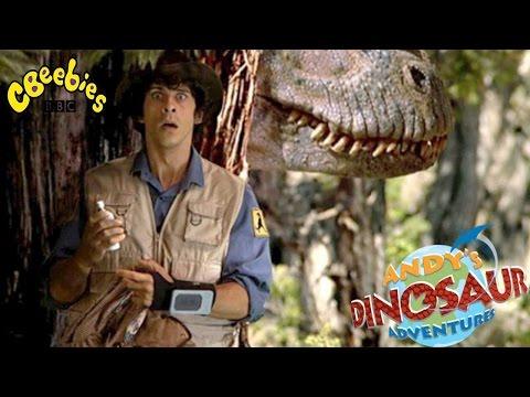 Andy Dinosaur Adventure Tyrannosaurus Rex Stegosaurus Triceratops