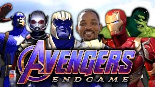 How Avengers Endgame should have been