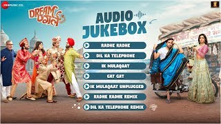 Dream Girl - Full Movie Audio Jukebox | Ayushmann Khurrana & Nushrat Bharucha | Meet Bros