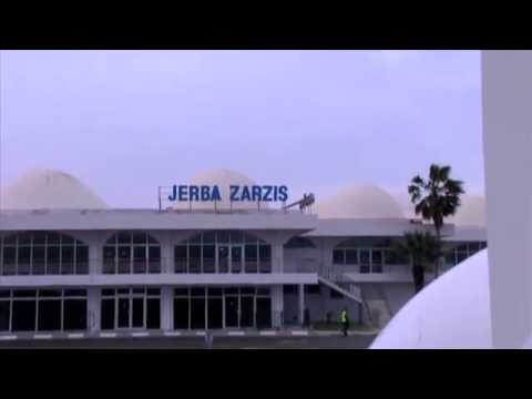 Zarzis International Airport Tunisia Management interviewed by Eoghan Corry of Travel Extra