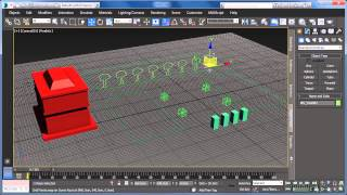 3DS Max 2014 Tutorial   Snaps And How To Use Them