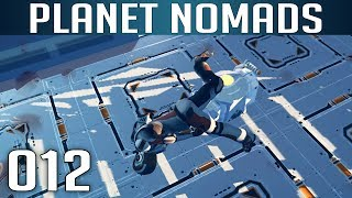 PLANET NOMADS [012] [Strahlenkrankheit] [S02] Let's Play Gameplay Deutsch German thumbnail