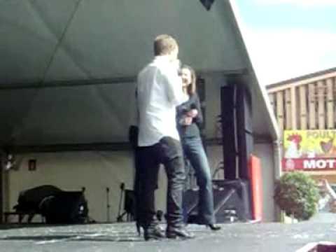 Tessa James and David Jones Roberts Interview at Adelaide Show 2009 (Part 1)