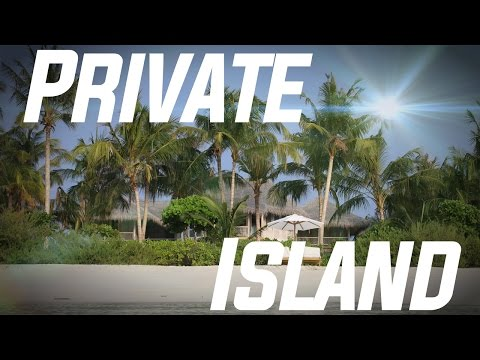 Private Island In The Maldives Vlog