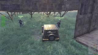 H1Z1 Just Survive Online Raid on IMPx (Clan Wars) Part 1
