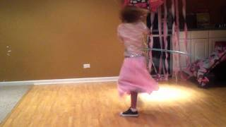 Gracie Dancing to You Belong With Me