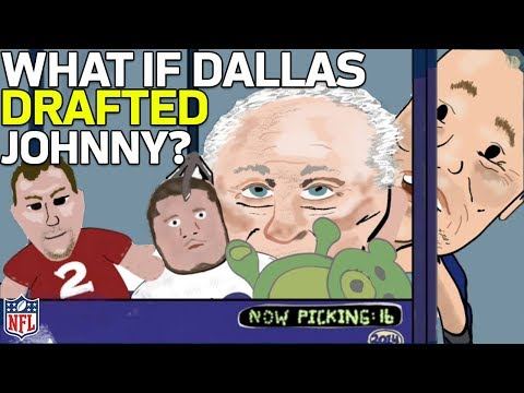 What if Johnny Manziel was Drafted by the Cowboys? | N if L | NFL