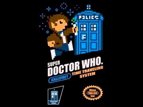 8-bit doctor who theme