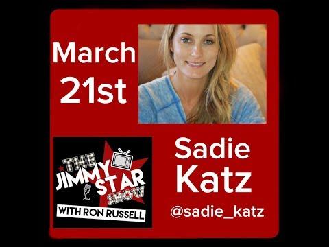 Sadie Katz @Sadie_Katz  @DrJimmyStar @RonRussell ROKU jimmystar jimmySTARSworld