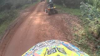 gopro durham town atv trail riding