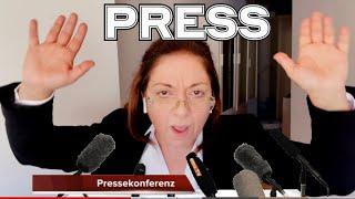 Video 159. Η Συνέντευξη Τύπου της Υπουργού και όλο το Backstage!!!  | Sofia Moutidou