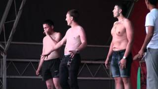 Зрительский раунд на Фитнес Сабантуе 2012