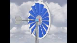 The Root Wind Turbine