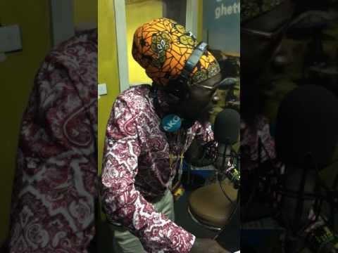 BAFFUCHAFFU LIVE INSIDE GHETTO RADIO 89.5