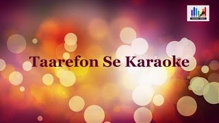 Taarefon Se Karaoke | Dear Zindagi