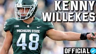 Walk-On to ALL-AMERICAN 🔥 Official Kenny Willekes Michigan State Highlights