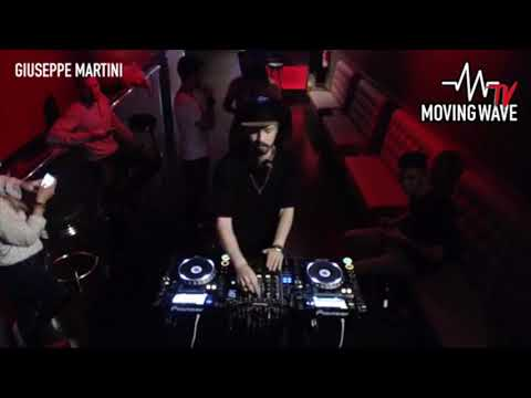 Giuseppe Martini Live From #Moving Wave (Garage 442, Barcelona)