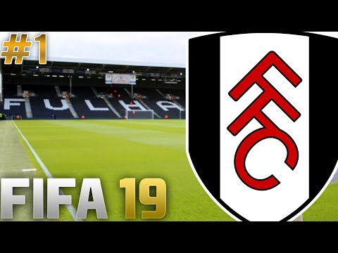FIFA 19 | CAREER MODE | #1 | FULHAM