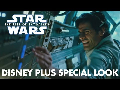 Star Wars The Rise Of Skywalker Exclusive Disney Plus Scene Youtube