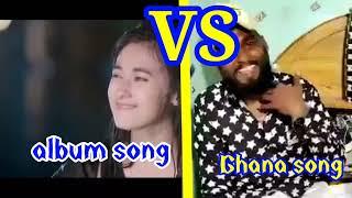 album song VS gana song // kanavil Vantha Penne Neeye neethana song