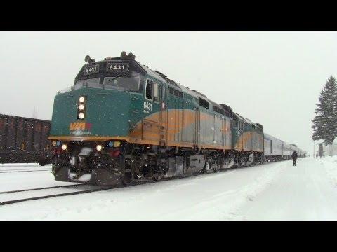 The Canadian: 4.400 kilómetros en tren de Vancouver a Toronto