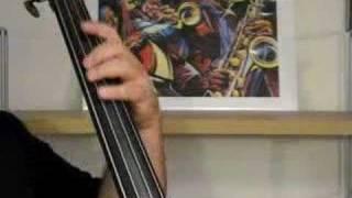 "Walking Bass Lines: ""Rhythm Changes"""