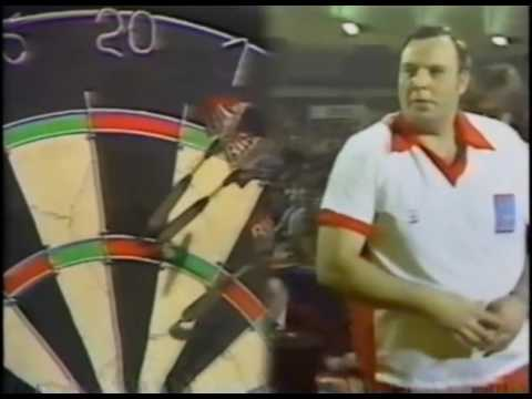 Finland vs. England - 1985 BDO Nations Cup FINAL