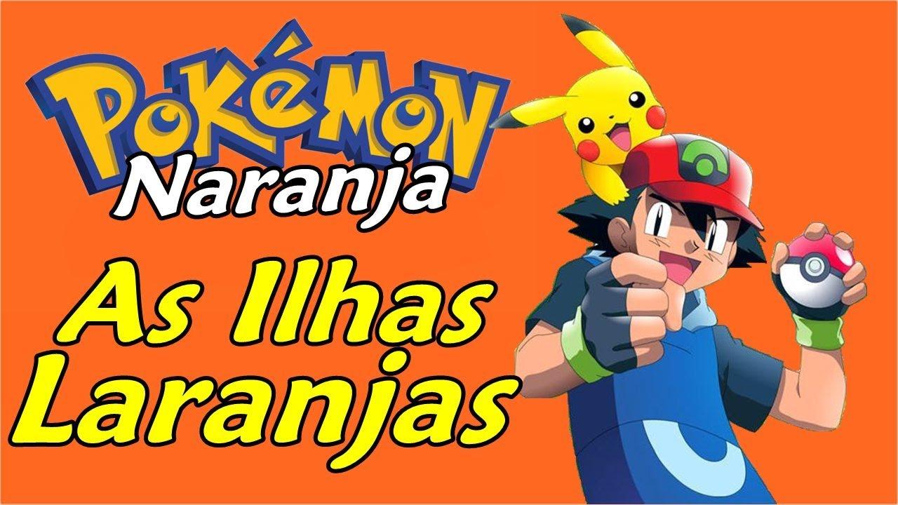 Free pokemon naranja download