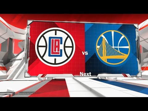 NBA 2K18 Gameplay - Los Angeles Clippers vs Golden State Warriors Full Game (PS4)