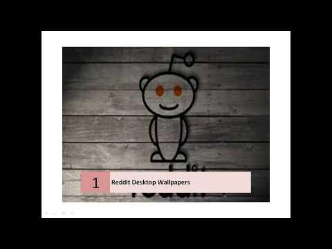 Top 10 Reddit Desktop Wallpapers - YouTube