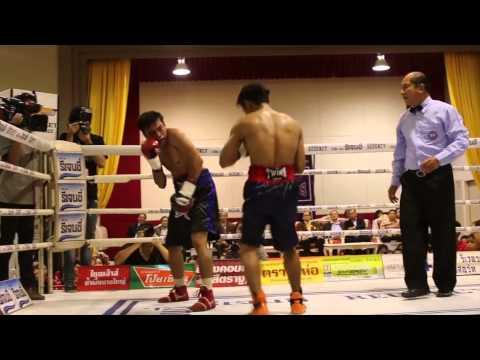 """ศึกยอดมวยโลก PABA-WBA เอเชีย """"เขาทราย2"""""""
