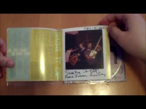 Taylor Swift 1989 Unboxing (Canadian...