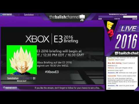 Balish reacts to Microsoft's E3 2016 Press Conference