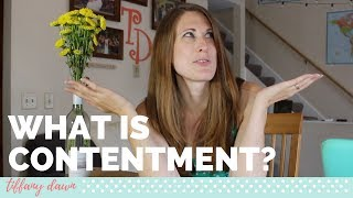 What Is Contentment? | Christian Dating Advice | Christian Singles