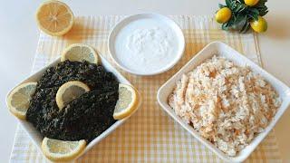 طريقة عمل السبانخ باللحمة سبانخ مع رز بشعيرية وجبة غداء مفيدة ولذيذة