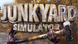 Первый Взгляд - Junkyard Simulator